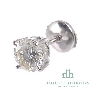 ダイヤ ハーフピアス D 1.025ct