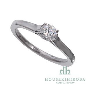 セミオーダー婚約指輪 HHR002 セッティングダイヤ 0.636-E-VS2-EX