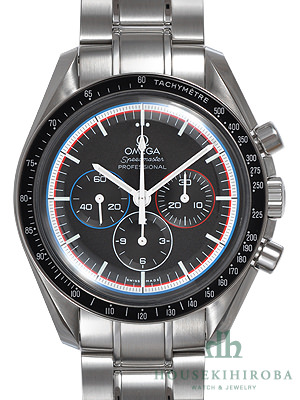 スピードマスター プロフェッショナル アポロ15号 40周年記念 世界限定1971本