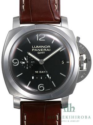 ルミノール 1950 10デイズ GMT