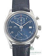 PORTUGUESE CHRONOGRAPH CLASSIC LAUREUS SPORT FOR GOOD Limited edition of 1000