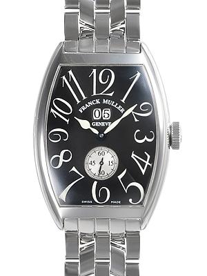 【フランク・ミュラー】トノウカーベックス グランギシェ 30分だけの愛使用腕時計