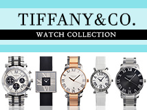 TIFFANY WATCH COLLECTION
