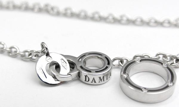 Dサイド 10Pダイヤ ブレスレット