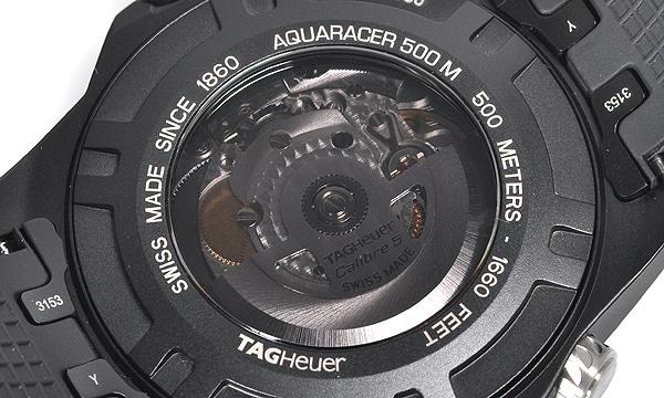 アクアレーサー キャリバー5 500M フルブラック