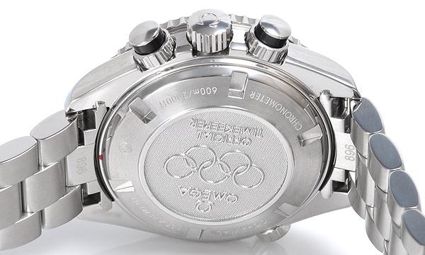 シーマスター コーアクシャル プラネットオーシャンクロノ オリンピックコレクション