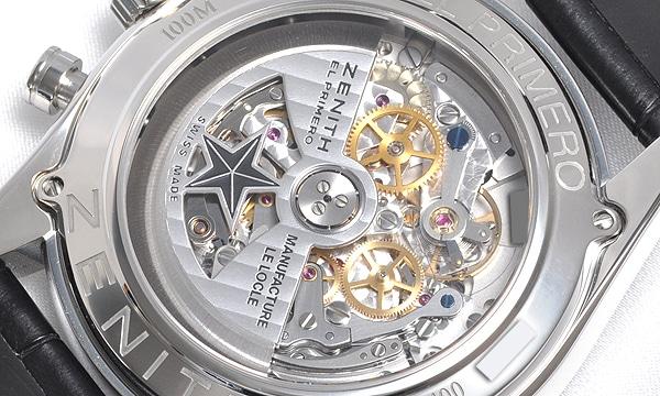 エルプリメロ 36000VPH 【生産終了モデル】
