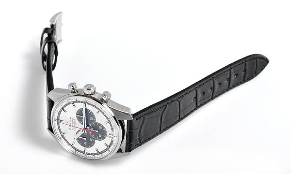 エルプリメロ ストライキング 10th クロノグラフ ジャンルイエティエンヌ 世界500本限定