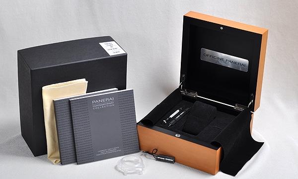 ルミノール1950 3デイズGMTパワーリザーブ