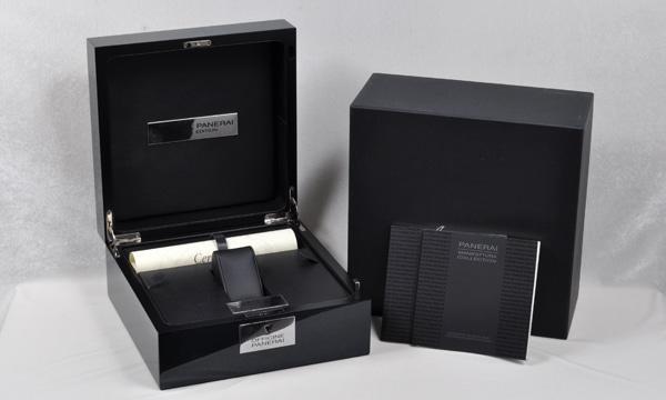 ラジオミール 10デイズGMT 250本限定モデル