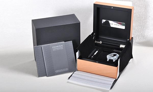 ルミノール1950 3デイズGMTパワーリザーブ 世界限定1500本
