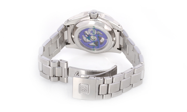 グランドセイコー GMT マスターショッフ゜限定 10周年記念モデル 700本限定