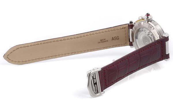 パシャ38mm グリッド 創業150周年1847本限定