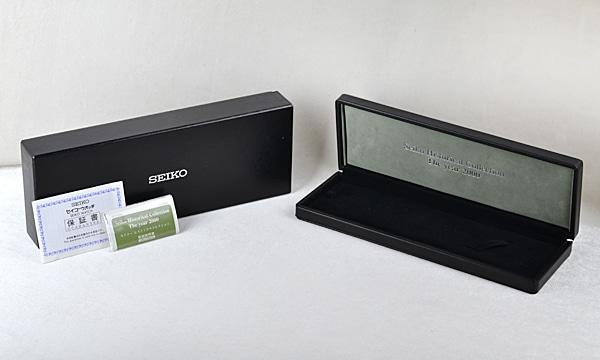 ヒストリカルコレクション キングセイコー 限定生産2000本