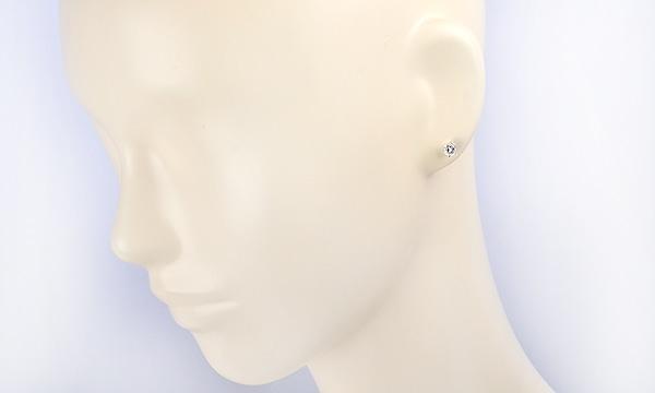 ダイヤピアス D 0.353ct/0.339ct