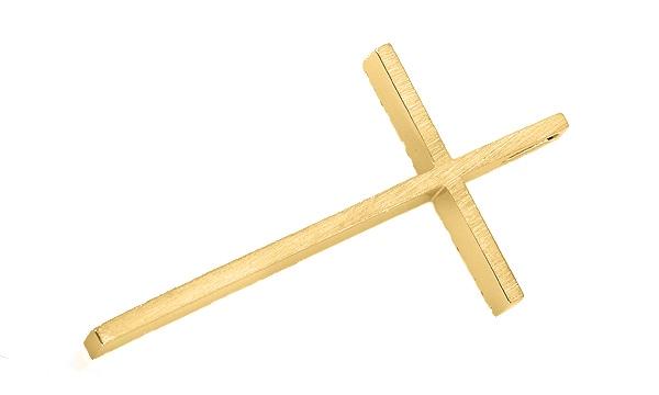 クロス ダイヤ ペンダントヘッド