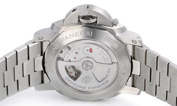 ルミノール1950 3デイズ GMT パワーリザーブ