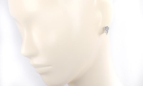 ダイヤ イヤリング