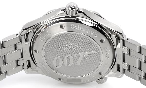 シーマスター プロフェッショナル  コーアクシャル 007ジェームズ・ボンドモデル 世界限定10007本限定