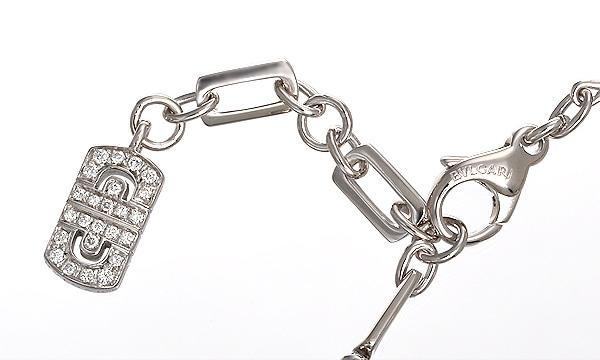 パレンテシ ダイヤ ブレスレット