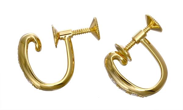 ダイヤ イヤリングセット 100周年記念