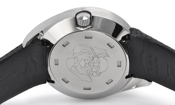WHEEL WATCH 世界限定1500本