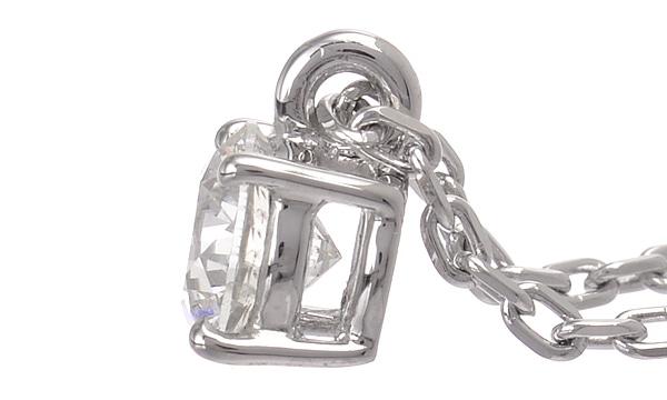ダイヤ ペンダントネックレス D 0.594ct
