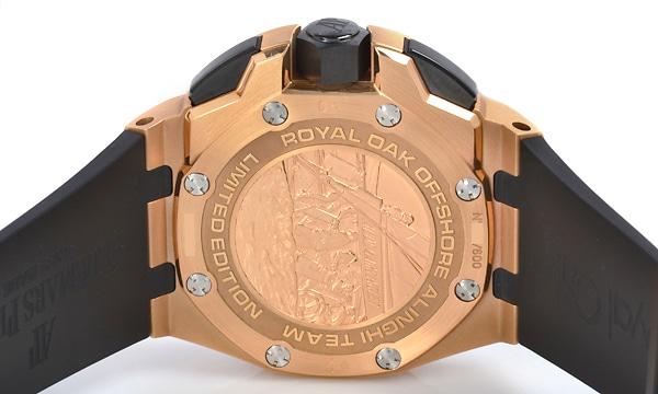 ロイヤルオーク オフショア チーム アリンギ 2007年 世界限定600本