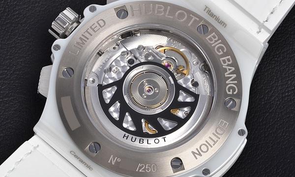 ビッグバン ゼブラホワイト 世界限定250本