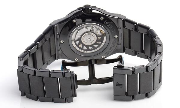 クラシックフュージョン ブラックマジック セラミック45mm