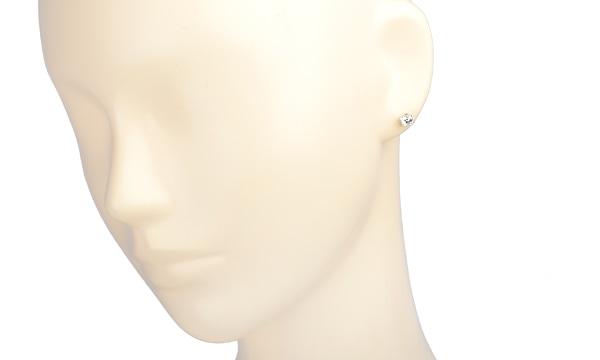 ダイヤピアス D 0.424ct/0.407ct