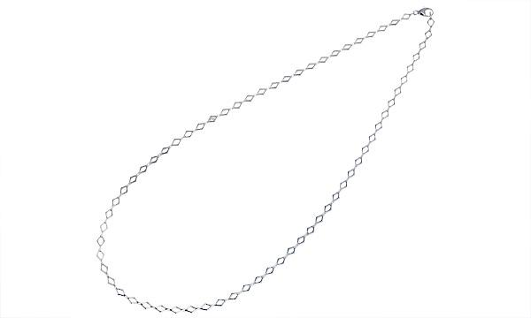 ラディアンスチェーン 1Pダイヤ ネックレス