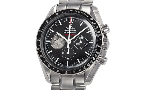 スピードマスター プロフェッショナル アポロ11号 月着陸40周年記念モデル 7969本