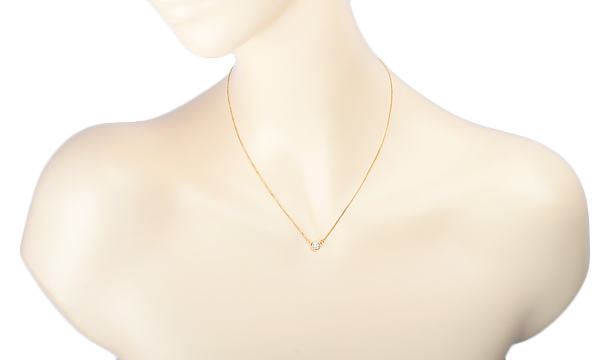 ダイヤ ネックレス