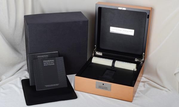 ラジオミール 3デイズ 47mm 世界501本限定
