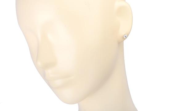 ダイヤピアス D 0.558ct/0.554ct