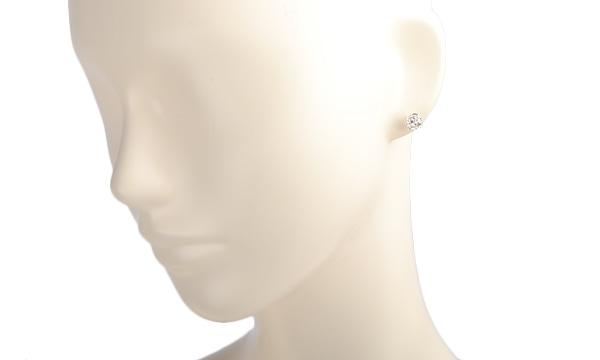ダイヤピアス D 1.070ct/1.022ct