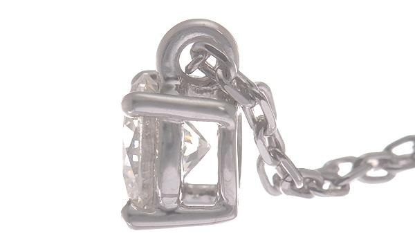 ダイヤ ペンダントネックレス D 0.639ct