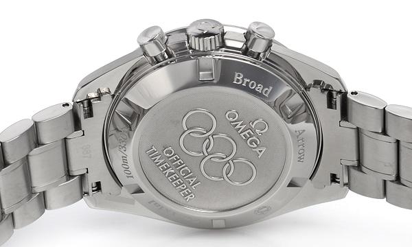 スピードマスター ブロードアロー オリンピックモデル