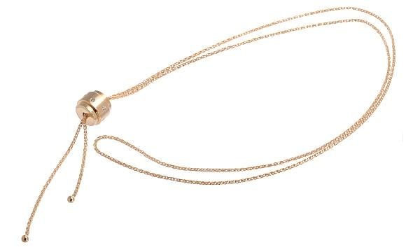 ポセションバンドー 7Pダイヤ ネックレス