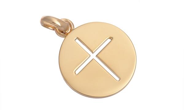 クロス メダル ペンダントヘッド