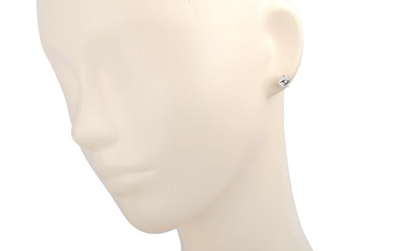 ダイヤ ハーフピアス D 1.168ct