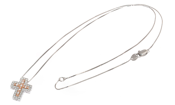 ベルエポック ダイヤ ペンダントネックレス(XS)