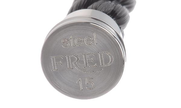 フォース10 ブラック スティール ケーブル 15