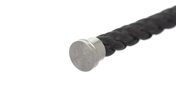 フォース10 ブラック スティール ケーブル(LM) 16