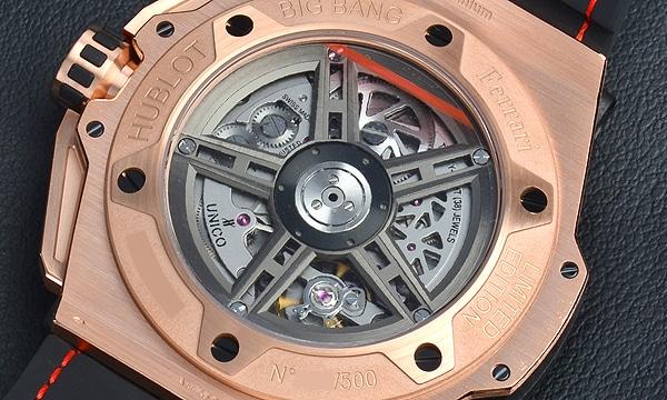 ビッグバン フェラーリ キングゴールドカーボン 世界限定500本