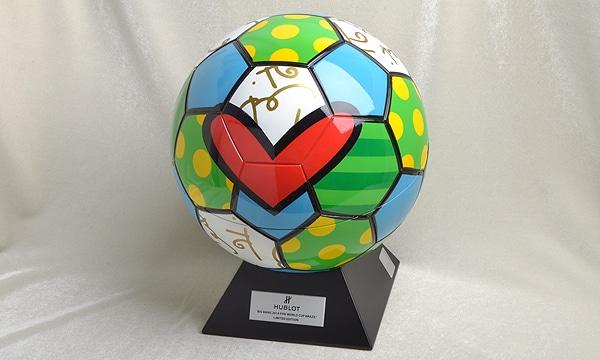 ビッグバン ウニコ バイレトログラード クロノ 2014年FIFAワールドカップブラジル 世界限定200本