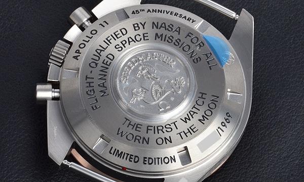 スピードマスター プロフェッショナル アポロ11号 45周年 世界限定1969本