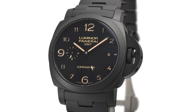ルミノール1950 3デイズ GMT トゥットネロ