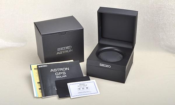 アストロン GPS